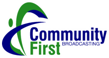 Community First Broadcasting Logo